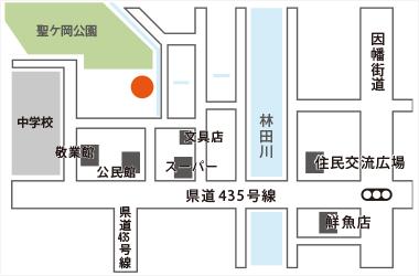 段医院 アクセスマップ